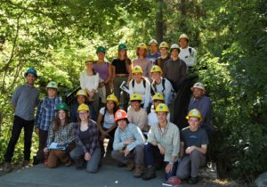 2017 Ashland Watershed Youth Training and Employment Program Crew